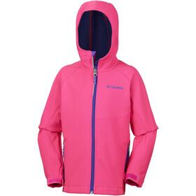 Columbia Cascade Ridge Jakke Børn pink